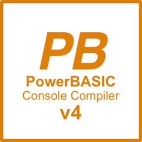 Picture of PowerBASIC Console Compiler v4.04